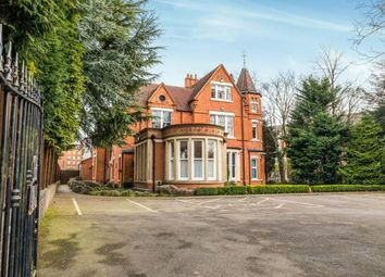 Thumbnail 1 bed flat for sale in The Lodge, Lucknow Road, Mapperley Park, Nottingham