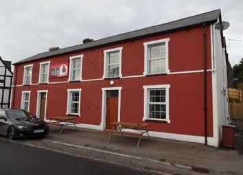 Thumbnail Pub/bar for sale in Tregaron, Dyfed