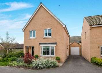 Thumbnail 4 bed detached house for sale in Swallows Close, Hollesley, Woodbridge