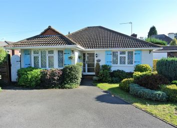 Thumbnail 2 bed bungalow for sale in Summerfield Close, Addlestone