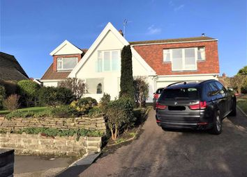 Thumbnail 4 bed detached house for sale in Cambridge Gardens, Langland, Swansea