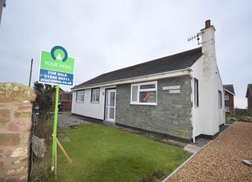 Thumbnail 3 bed bungalow for sale in The Banks, Seascale