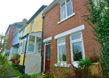 Thumbnail 2 bedroom terraced house for sale in 19 Church Road, Dartmouth, Devon