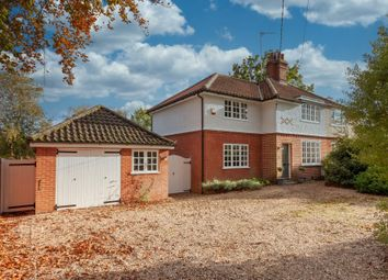 Thumbnail 3 bed semi-detached house for sale in Highfield Avenue, Brundall, Norwich