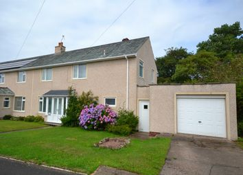 Thumbnail 4 bed semi-detached house to rent in Hallsenna Road, Seascale, Cumbria