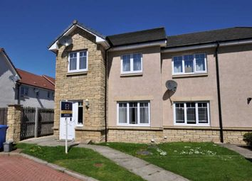 Thumbnail 3 bedroom semi-detached house for sale in 34 Galan, Alloa, Clackmannanshire
