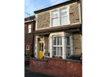 Thumbnail 4 bed terraced house for sale in Colston Road, Easton