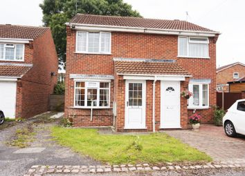 Thumbnail 2 bedroom semi-detached house for sale in Newbold Close, Chellaston