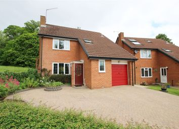 Thumbnail 4 bed detached house for sale in Spencer Close, Wokingham, Berkshire