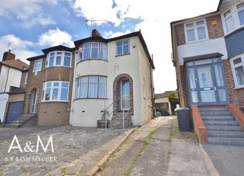 3 bed semi-detached house for sale in Dovedale Avenue, Clayhall, Ilford IG5