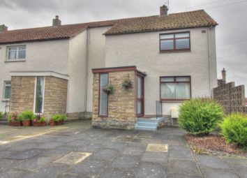 Thumbnail 3 bed end terrace house for sale in Main Street, Ratho, Newbridge
