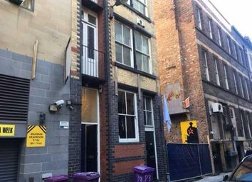 Thumbnail Studio to rent in Temple Street, Liverpool, Merseyside