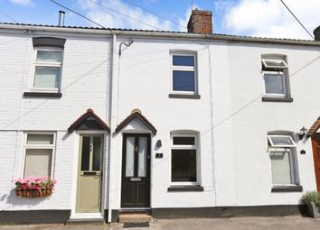 Thumbnail 2 bed terraced house for sale in Albert Road, Bishops Waltham, Southampton