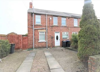 Thumbnail 2 bed end terrace house to rent in Iris Terrace, Bournmoor, Houghton Le Spring