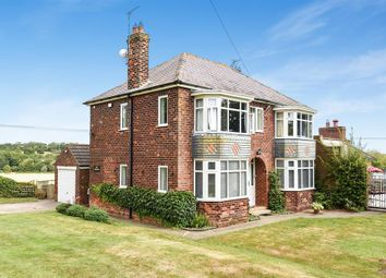 Thumbnail 4 bed detached house for sale in Orford Road, Binbrook, Market Rasen