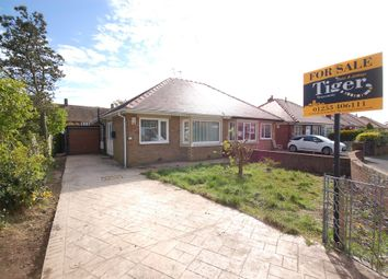 Thumbnail 2 bed semi-detached bungalow for sale in Annan Crescent, Blackpool