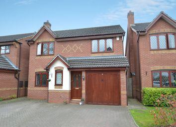 Thumbnail 4 bed detached house for sale in Plough Lane, Newport
