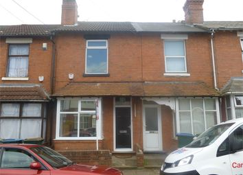 Thumbnail 4 bedroom terraced house to rent in Kensington Road, Coventry, West Midlands