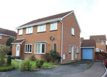 Thumbnail 3 bed property to rent in Fowey Road, Worle, Weston-Super-Mare