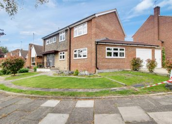 Thumbnail 4 bed detached house for sale in Farmlands, Enfield