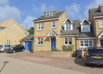 Thumbnail 5 bedroom end terrace house for sale in Cob Lane Close, Welwyn