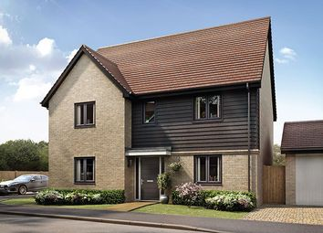 "Thumbnail 4 bed property for sale in ""The Tanika"" at Botley Road, Curbridge"