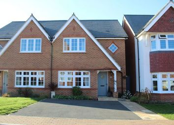 3 bed semi-detached house for sale in Earls Close, Moulton, Northampton NN3