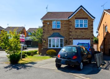 Thumbnail 4 bed detached house for sale in Gaunt Close, Killamarsh, Sheffield