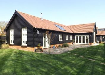 Thumbnail 3 bed bungalow for sale in North Lopham, Diss, Norfolk