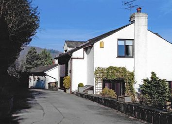 Thumbnail 4 bed detached house for sale in Mount Pleasant, Greenodd, Cumbria