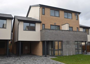 Thumbnail 4 bedroom semi-detached house for sale in Broughton Grounds Lane, Brooklands, Milton Keynes
