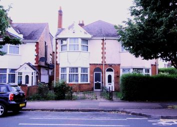Thumbnail 4 bedroom semi-detached house for sale in Evington Drive, Leicester