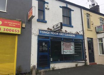 Thumbnail Retail premises for sale in 501 Tonge Moor Road, Bolton