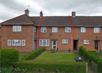Thumbnail 3 bed detached house to rent in Willow Road, Loughborough, Leicestershire