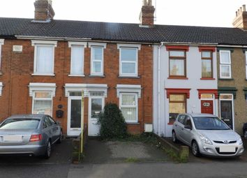 Thumbnail 2 bed terraced house for sale in Foxhall Road, Ipswich, Suffolk