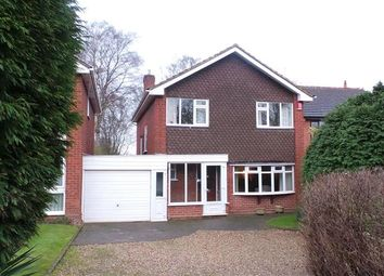 Thumbnail 4 bed detached house for sale in Blake Street, Little Aston, Sutton Coldfield