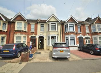 Thumbnail 4 bed terraced house for sale in Perth Road, Ilford