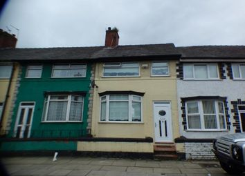 Thumbnail 3 bed terraced house for sale in Glengariff Street, Liverpool, Merseyside, Uk