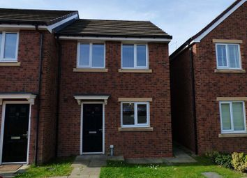 Thumbnail 2 bed semi-detached house for sale in Bristol Drive, Wallsend