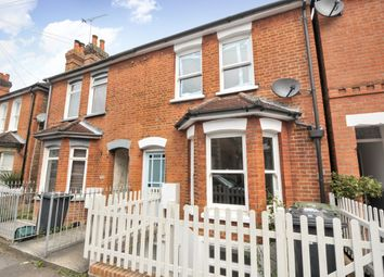 Thumbnail 4 bed semi-detached house to rent in Testard Road, Guildford