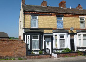 Thumbnail 1 bedroom terraced house to rent in Derby Road, Birkenhead, Wirral