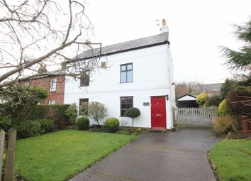 Thumbnail 4 bed semi-detached house for sale in Frankby Road, Frankby Village, Wirral