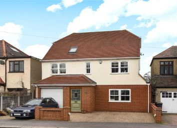 Thumbnail 5 bed detached house for sale in The Crescent, Loughton, Essex