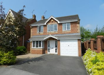 Thumbnail 4 bed property to rent in Glendower Close, Daventry