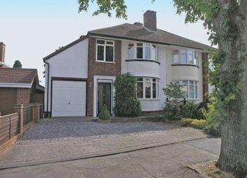 Thumbnail 3 bed semi-detached house for sale in Park Road West, Stourbridge