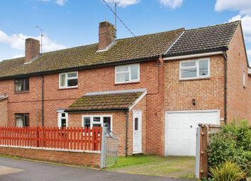 Thumbnail 4 bed semi-detached house for sale in Woodbury, Lambourn, Hungerford