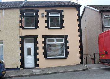 Thumbnail 3 bed end terrace house for sale in Woodland Road, Tylerstown, Pontygwaith, Rct.