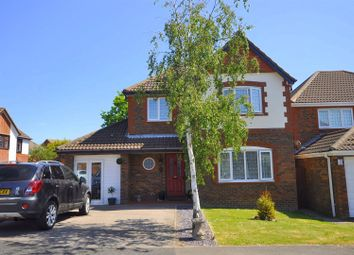 Thumbnail 4 bed detached house for sale in Tamar Close, Stone Cross, Pevensey