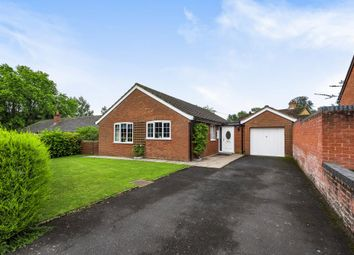Thumbnail 3 bed detached bungalow for sale in Luston, Leominster