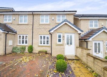 Thumbnail 3 bed semi-detached house to rent in Kings Croft, Drighlington, Bradford